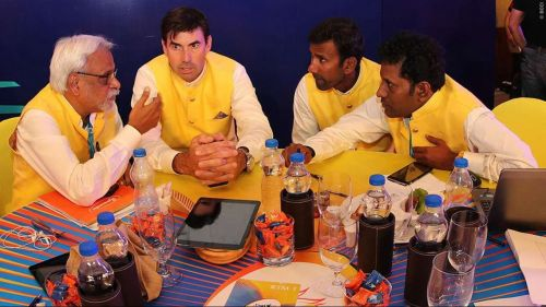 The CSK management believes in tried and tested players