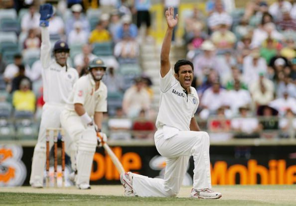 Anil Kumble is arguably India