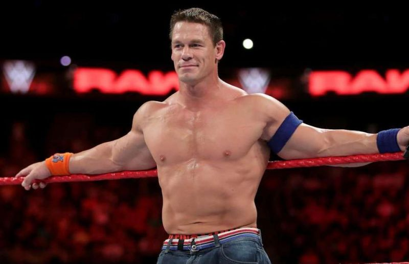John Cena is a living legend