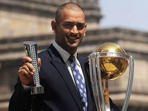 MSD (Trophy collector)