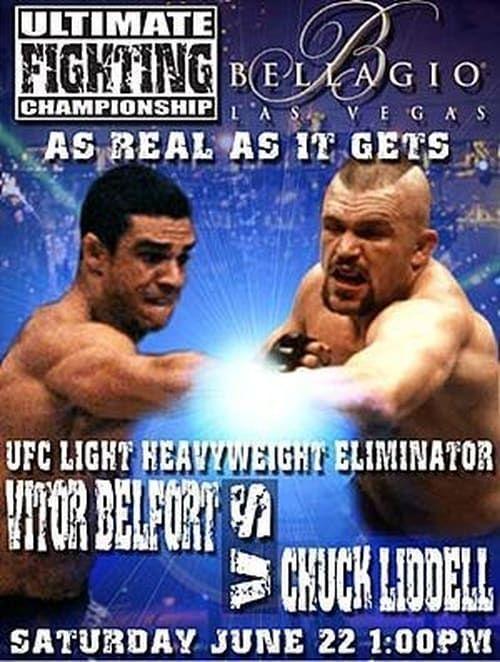 Light-Heavyweight legends Vitor Belfort and Chuck Liddell headlined UFC 37.5