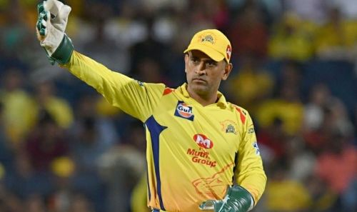 MS Dhoni's leadership skills were crucial to CSK's success
