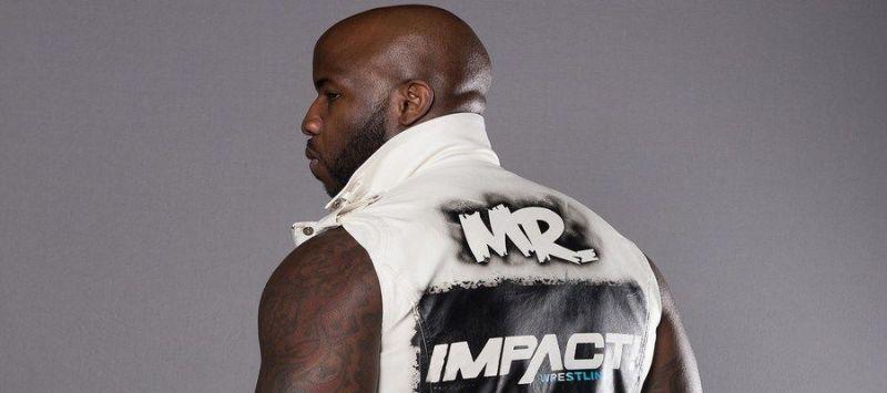 IMPACT Wrestling star Moose