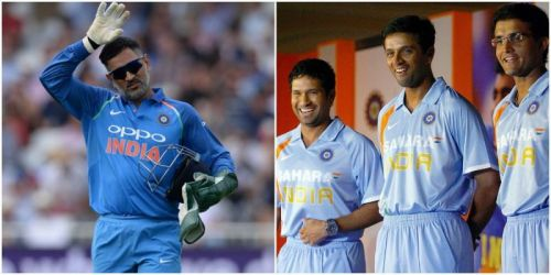 Before Virat Kohli, India have seen 4 legendary cricketers crossing the 10,000 run mark