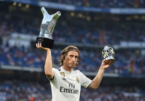 At 33, Luka Modric will only decline from now on.