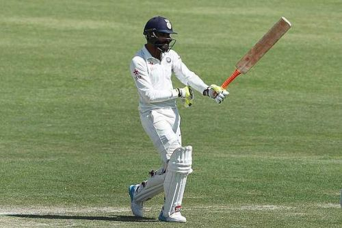 Ravindra Jadeja took his team home with the bat