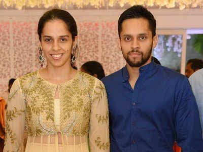 Badminton stars Saina Nehwal and Parupalli Kashyap are engaged to be married