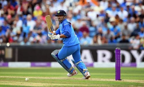 MS Dhoni is on the last legs of his career