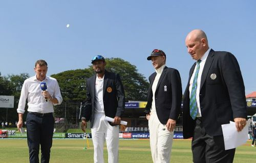 England captain Joe Root won the crucial toss in all the matches
