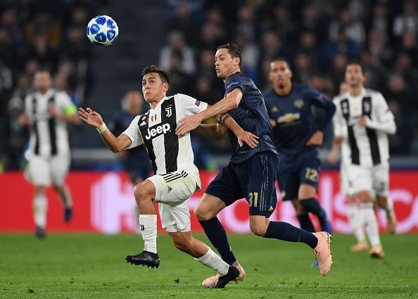8769fdc25d748 UEFA Champions League  3 Reasons Why Juventus Lost To Manchester United