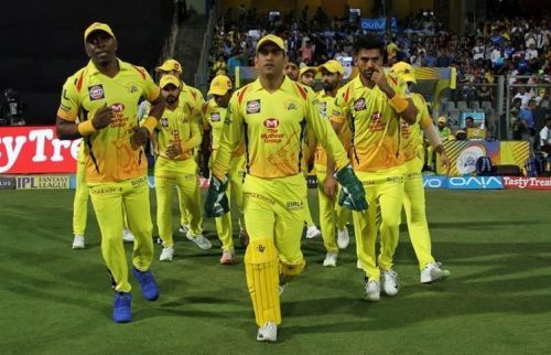 The Chennai Super Kings will be looking to bring back some former stars this time around.