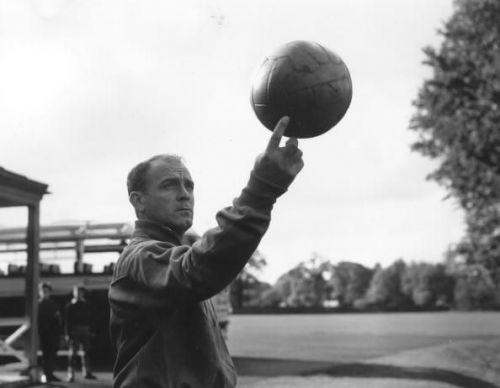 Alfredo Di Stefano - 1957 & 1959 Ballon d'Or winner