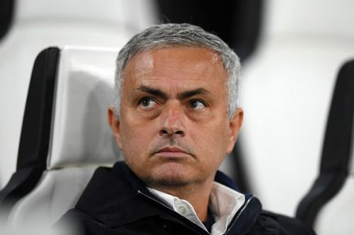 Jose Mourinho has not lost at The Etihad since becoming United manager
