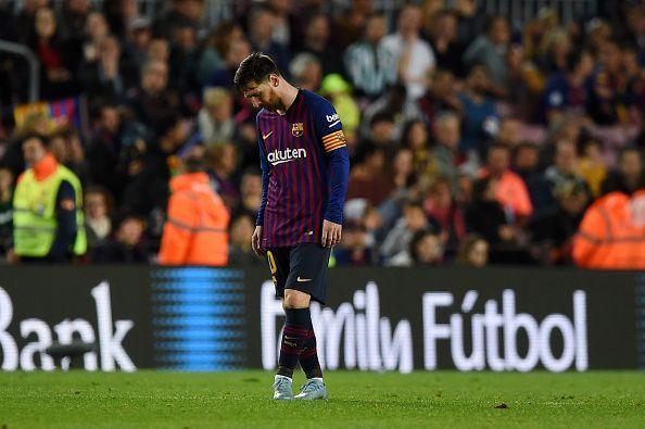 FC Barcelona v Real Betis Balompie - La Liga