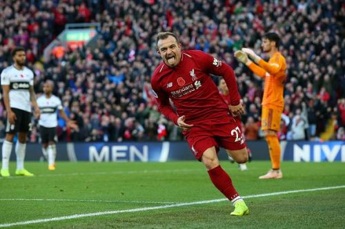 Liverpool FC will be hoping to continue with their unbeaten league run