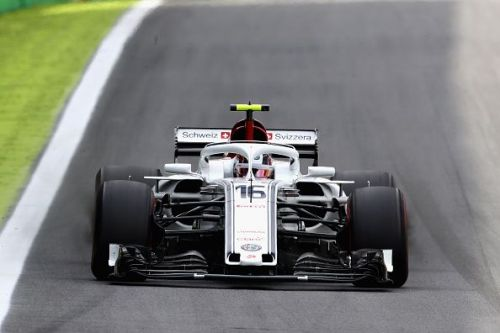 Charles Leclerc had a wonderful weekend at Brazil