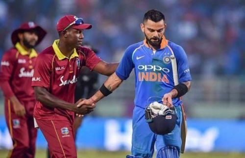 Image result for India vs West Indies 5th ODI