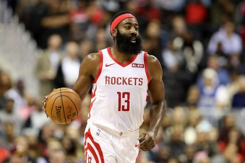 James Harden leads the league in points-per-game, but the Rockets are still struggling