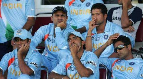இந்திய கிரிக்கெட் அணி - 2007