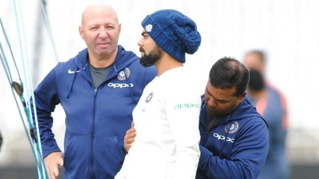 Virat scored 200 runs in the Trent Bridge Test with a sore back