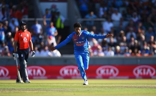 Kuldeep has been successful across different types of conditions
