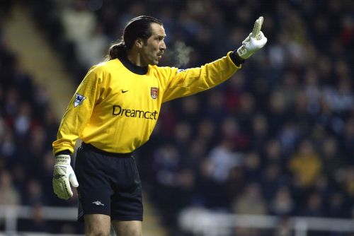 David 'Safe Hands' Seaman