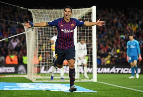 Suarez dazzled in El Clasico, even though his full name did not make the papers