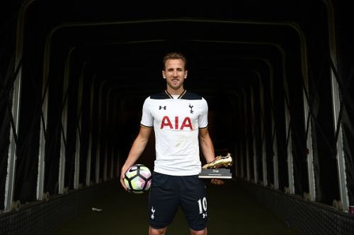 Harry Kane has picked up the Golden Boot in two consecutive seasons