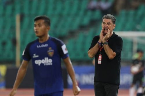 John Gregory expressed the difficulties he's had in rallying his team this season
