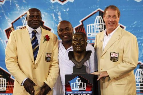 Bruce Smith, Thurman Thomas, Jim Kelly