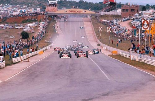 An established circuit in South Africa awaits the return of F1