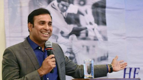 VVS Laxman recently launched his autobiography – 281 and beyond