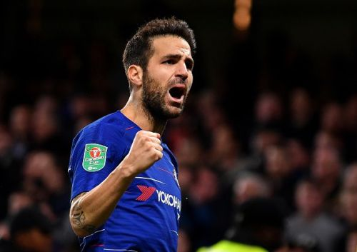 Cesc Fabregas is currently the second most assist provider in the Premier League history.