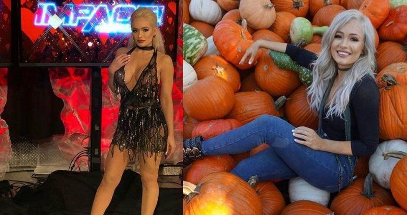 Scarlett Bordeaux is no stranger to the WWE