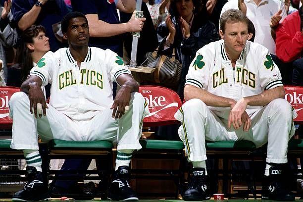 Larry Bird and Robert Parish were part of the Celtics