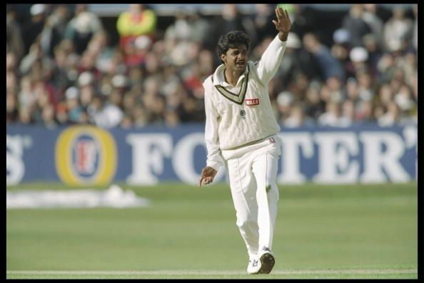 Javagal Srinath rarely got the recognition he deserved