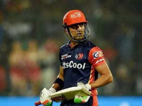 Gauti failed miserably with the Delhi Daredevils