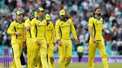 Australia suffered 5-0 whitewash against England.