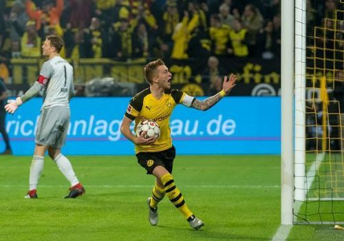 Marco Reus seems to be back at his best