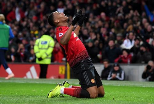 Martial is well on his way to revamp United's poor run of form