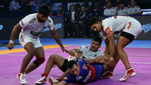 Meraj Sheykh's super raid was the moment of the game