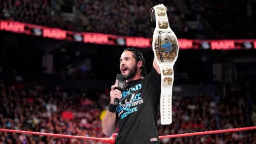 Seth Rollins is the hottest babyface in WWE right now