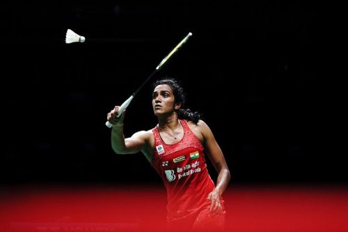 P.V. Sindhu (IND) will participate in the HSBC BWF World Tour Finals 2018