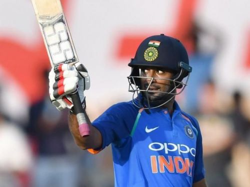 Rayudu's brilliant performance will help him seal the No. 4 slot at least for now
