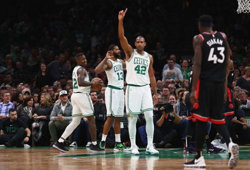 The Celtics haven't been the dominant force that many expected