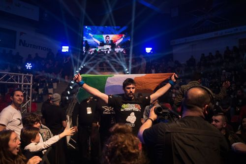 South Africa is set to host the first Brave Combat Federation fight night