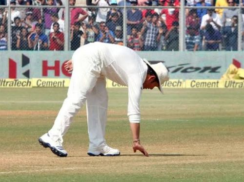 Cricket is a game full of emotions