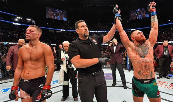 McGregor wins a thrilling encounter