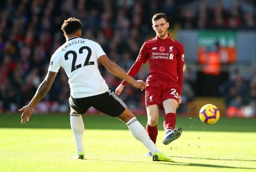 Trent Alexander-Arnold and Andy Robertson have had a meteoric rise in their stature at the club
