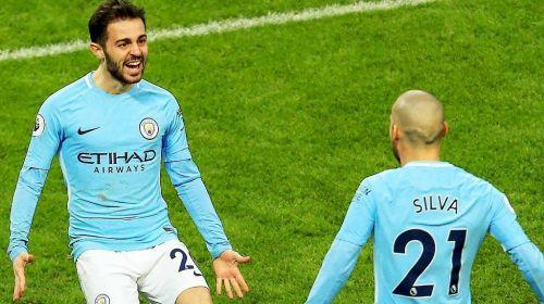 The two Silva's have been simply outstanding alongside Fernandinho thus far in the season